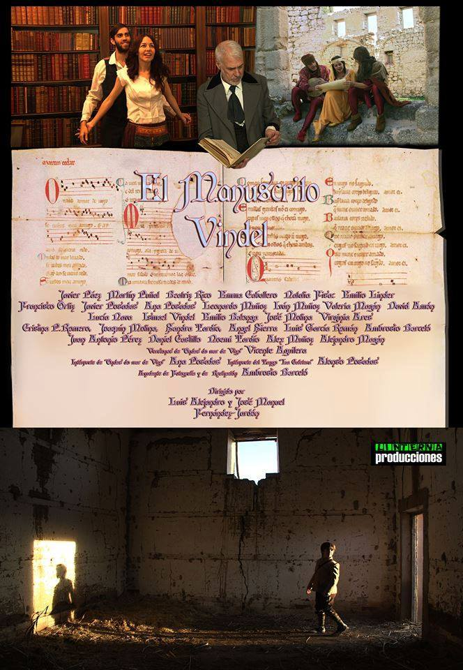El manuscrito Vindel (2016)