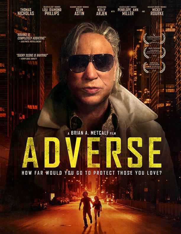 Adverse (2020) Hindi Dubbed 720p HDRip 800MB Download