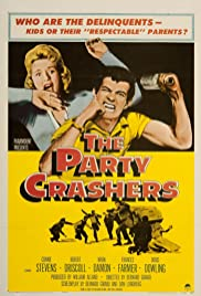 The Party Crashers Poster