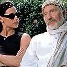 Minnie Driver and Nigel Hawthorne in At Sachem Farm (1998)