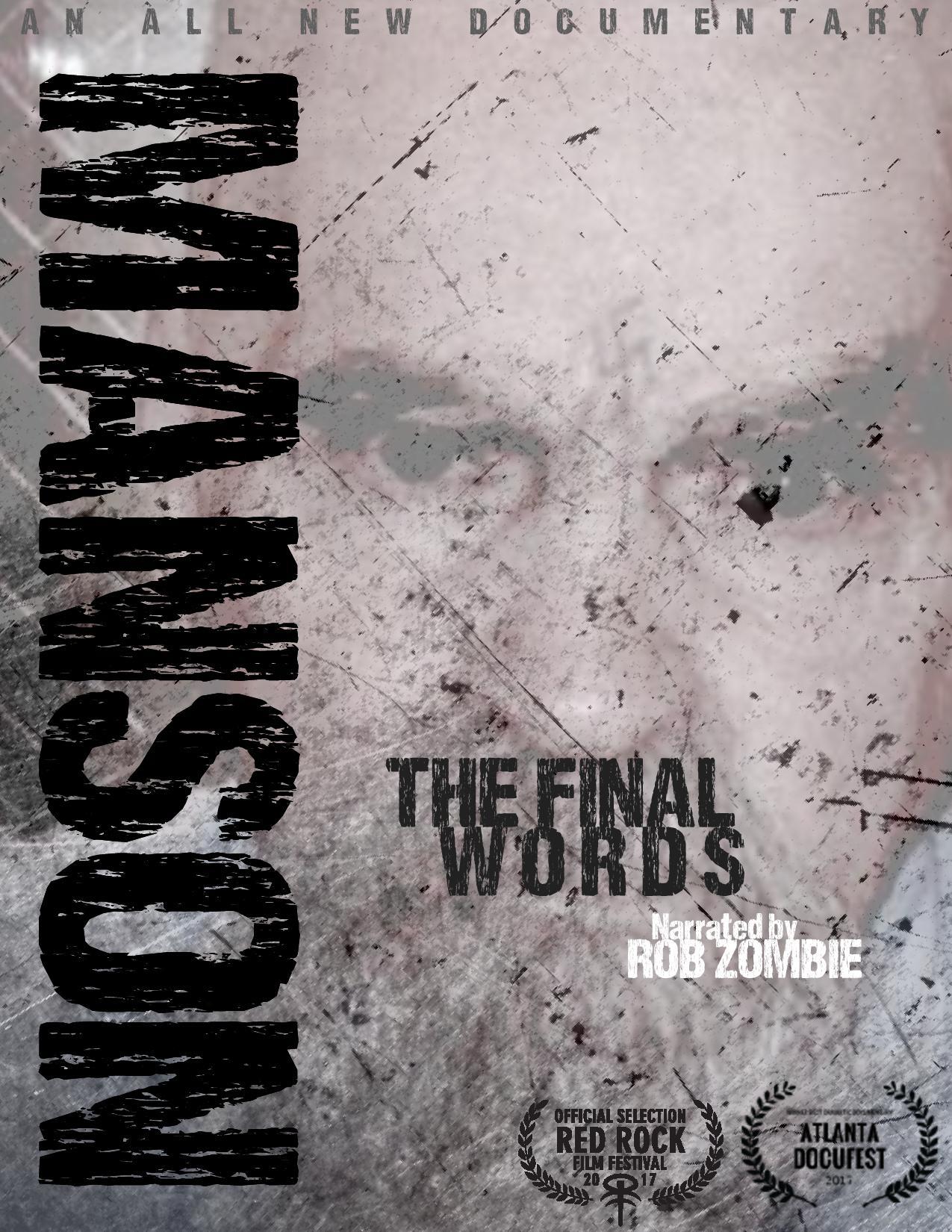 Charles Manson: The Final Words (2017) - IMDb