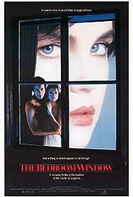 Steve Guttenberg, Isabelle Huppert, and Elizabeth McGovern in The Bedroom Window (1987)