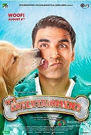 Entertainment(2014) Poster - Movie Forum, Cast, Reviews