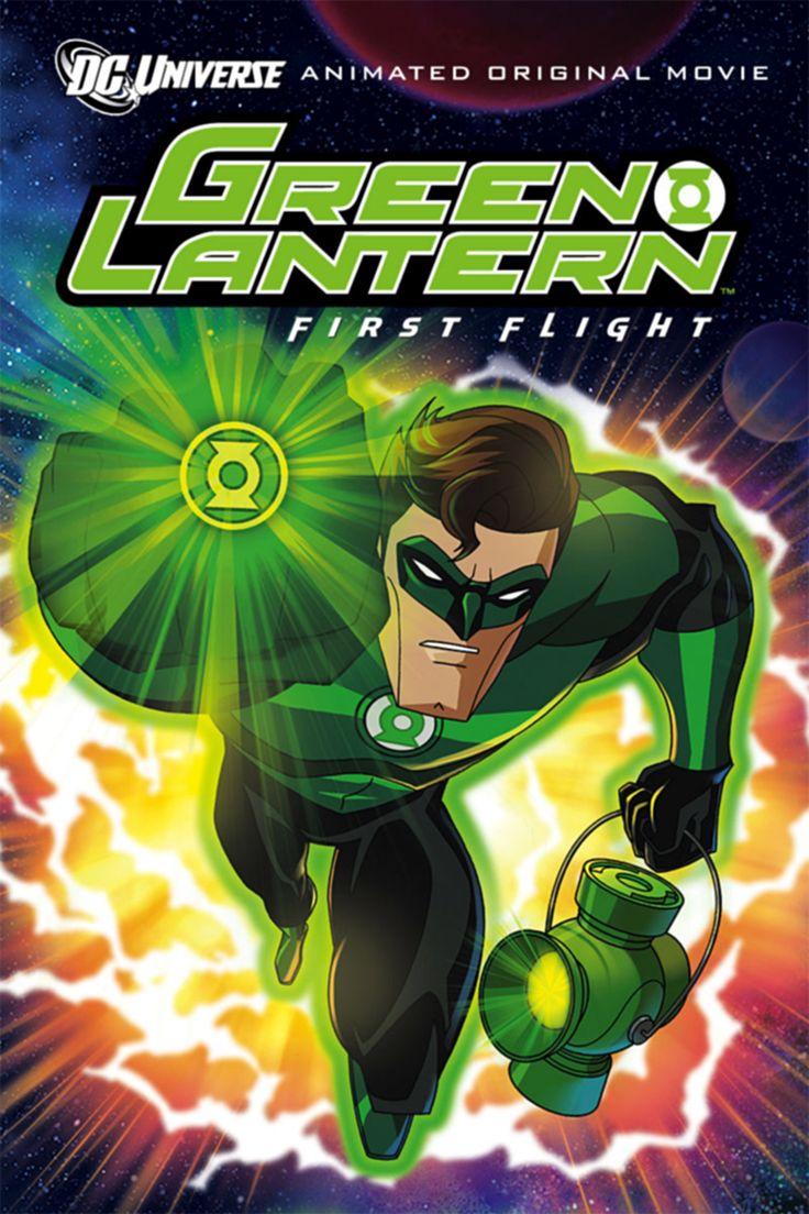 ดูหนังออนไลน์ Green Lantern: First Flight (2009)