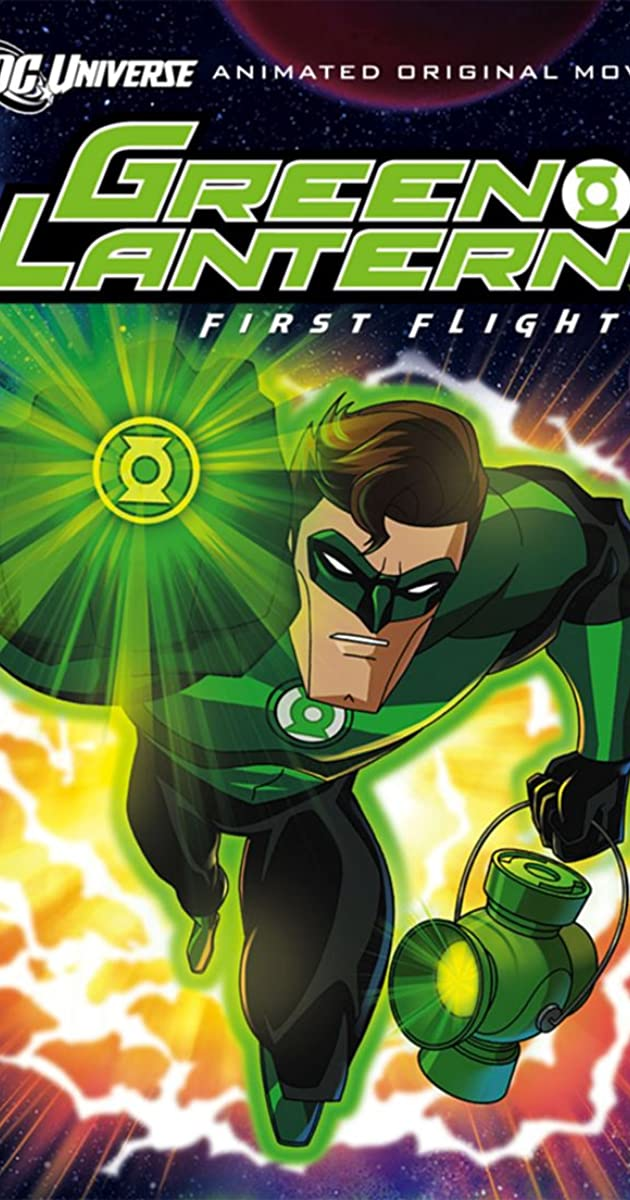 Green Lantern Emerald Knights vs Green Lantern First Flight