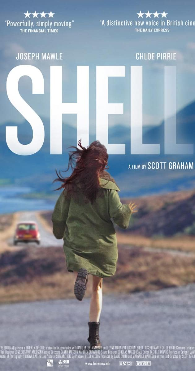 Subtitle of Shell