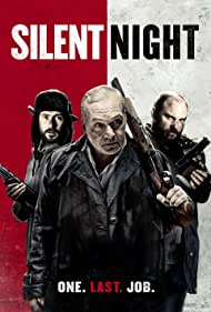 Frank Harper, Bradley Taylor, Cary Crankson, Jackie Howe, Joel Fry, Nathaniel Martello-White, Sarah Leigh, and Angela Terence in Silent Night (2020)