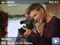 The Road To Christmas.Road To Christmas Tv Movie 2018 Imdb