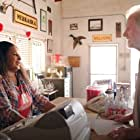 Pam Grier and Ed Begley Jr. in 459 (2019)