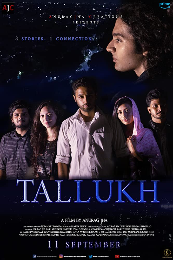 Tallukh 2020 Hindi Movie 720p HDRip ESubs 800MB x264 AAC