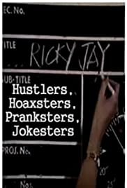 Hustlers, Hoaxsters, Pranksters, Jokesters and Ricky Jay Poster