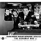 Terence Alexander, Petula Clark, and Frankie Howerd in The Runaway Bus (1954)