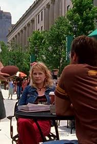 Kerr Smith, Michelle Williams, and John Driscoll in Dawson's Creek (1998)