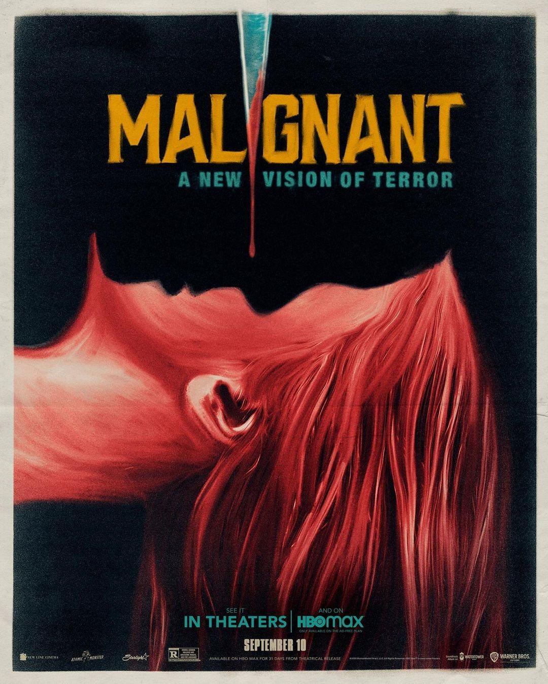 Download Malignant (2021) Telugu Dubbed (Voice Over) & English [Dual Audio] WebRip 720p [1XBET] FREE on 1XCinema.com & KatMovieHD.sk