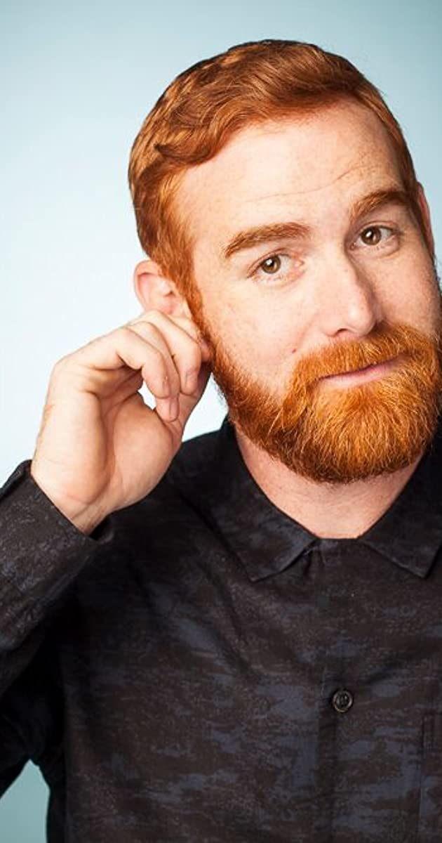The 37-year old son of father (?) and mother(?) Andrew Santino in 2021 photo. Andrew Santino earned a  million dollar salary - leaving the net worth at  million in 2021