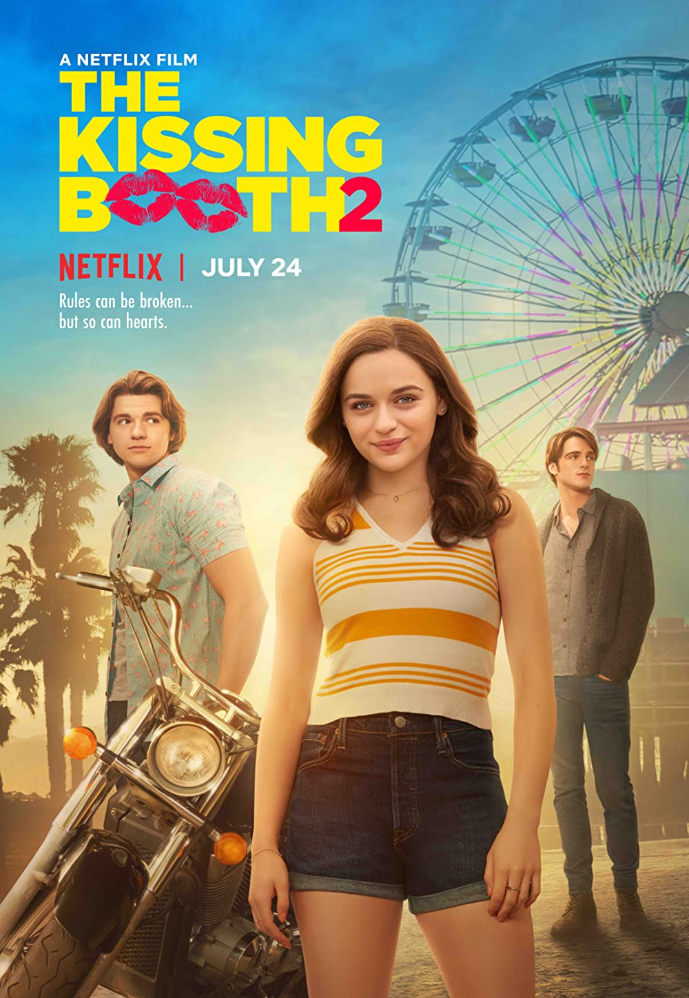 The Kissing Booth 2 (2020) Subtitle Indonesia