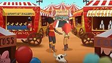 Los hermanos Twindleweed Circo itinerante