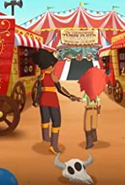 The Twindleweed Brothers Traveling Circus Poster