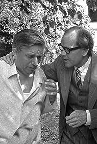 Gotha Andersen and Jørgen Ryg in Hashtræet (1973)