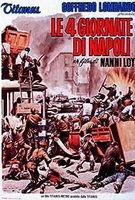 Le quattro giornate di Napoli (1963) Poster - Movie Forum, Cast, Reviews