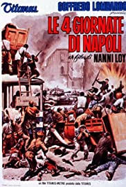 The Four Days of Naples (1962) Poster - Movie Forum, Cast, Reviews