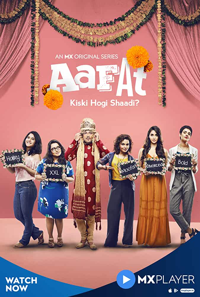 Aafat 2019 Hindi WebSeries All Episode Watch Online Download [1-6]