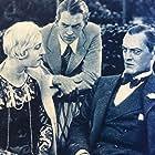 Lionel Barrymore, Douglas Fairbanks Jr., and Pauline Neff in Women Love Diamonds (1927)