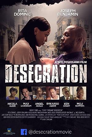 Desecration