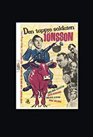 Den tappre soldaten Jönsson Poster
