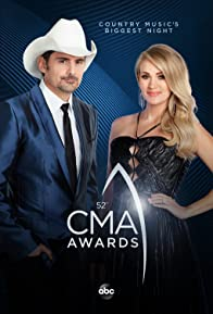 Primary photo for 52nd Annual Academy of Country Music Awards