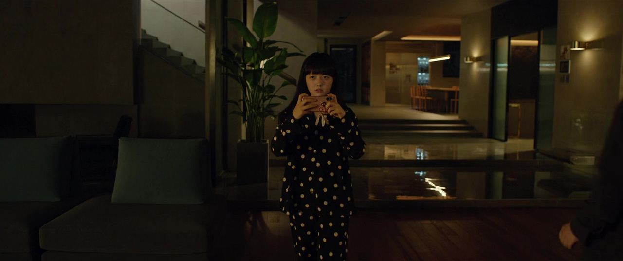 Ji-so Jung in Gisaengchung (2019)