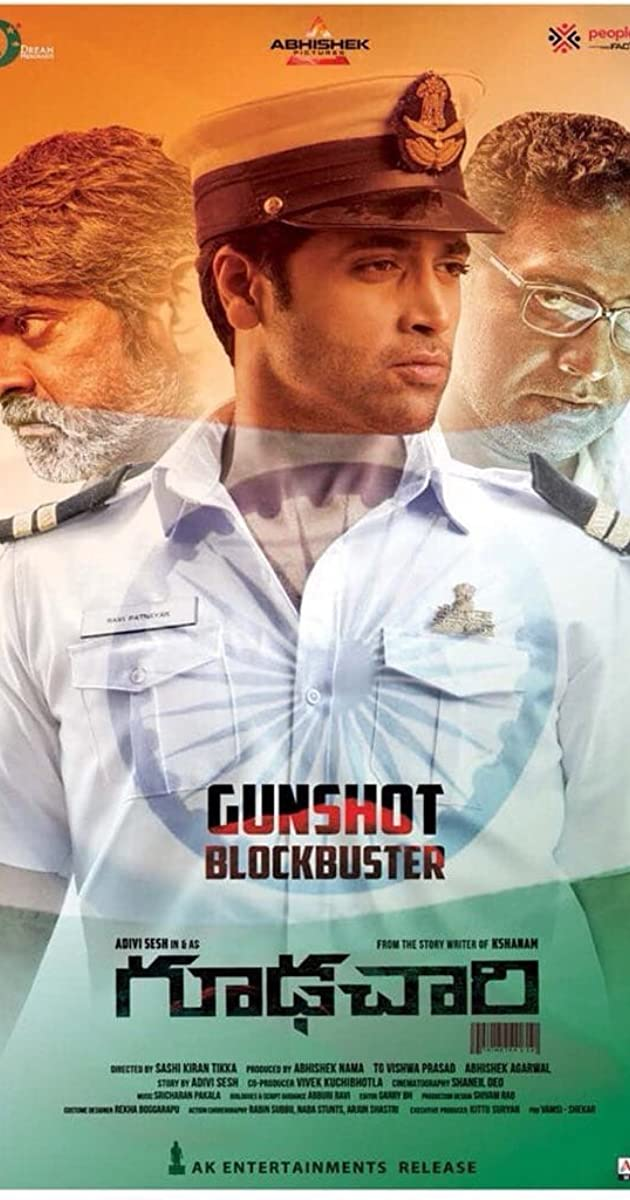 Goodachari (2018) - IMDb