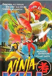 Ninja Kill Poster