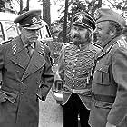 Nils Ericsson, Gösta Krantz, and Gösta Wälivaara in 47:an Löken (1971)