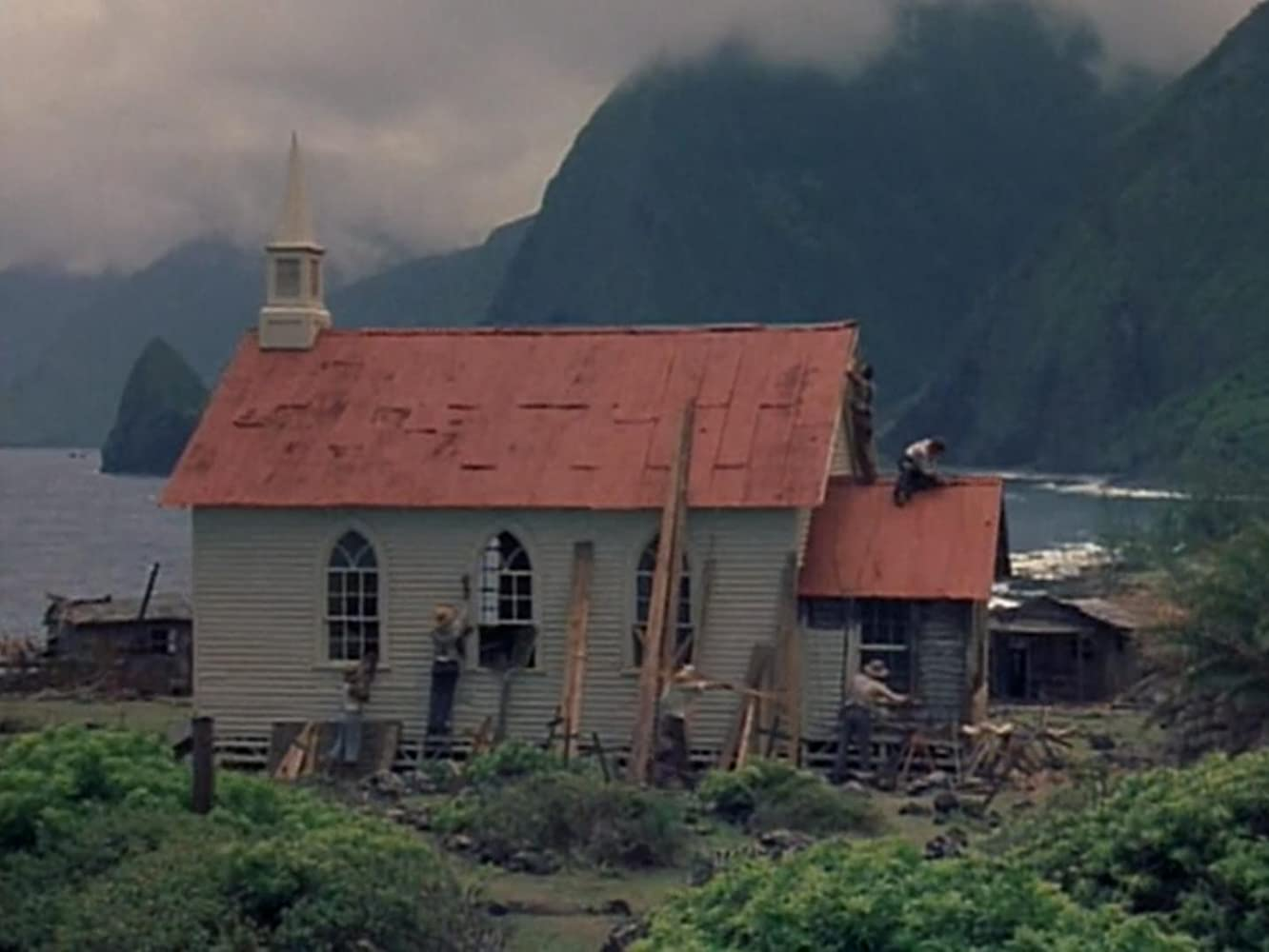 Молокаи. История отца Дэмиена / Molokai: The Story of Father Damien