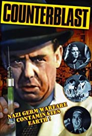 Counterblast (1948) Poster - Movie Forum, Cast, Reviews