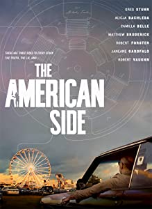 Spanish movies torrents download The American Side by Mark Penney [360p]