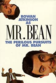 The Perilous Persuits of Mr. Bean Poster