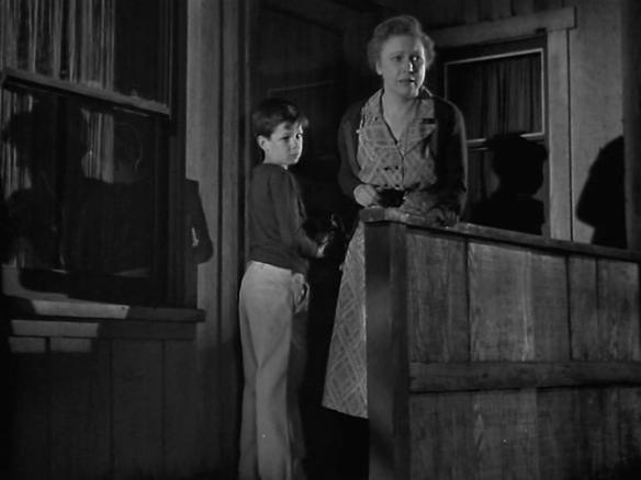 Robert Hyatt and Lurene Tuttle in Tomorrow Is Another Day (1951)