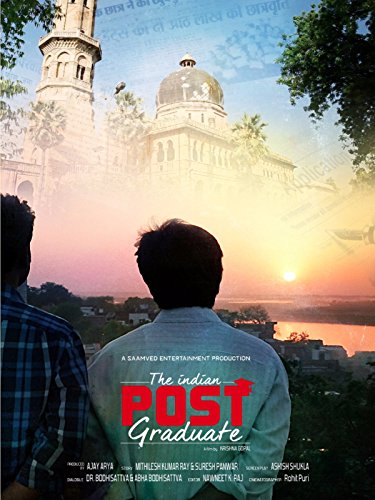 The Indian Post Graduate (2018) Hindi 720p HDRip x264 900MB ESubs