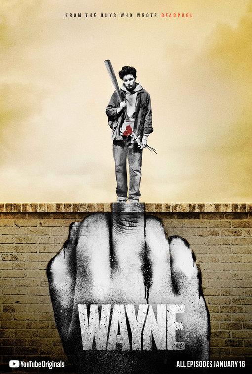 Veinas (1 Sezonas) / Wayne Season 1