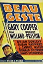 """Review: """"Beau Geste"""" (1939) Starring Gary Cooper; Kino Lorber Blu-ray Special Edition"""