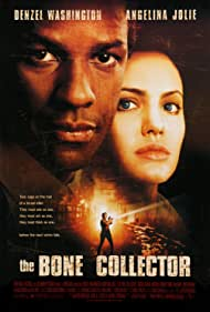 Denzel Washington and Angelina Jolie in The Bone Collector (1999)