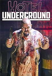 Hotel Underground Poster