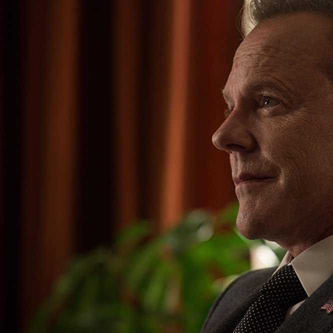 Kiefer Sutherland in Designated Survivor (2016)