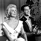 Doris Day and Robert Cummings in Lucky Me (1954)