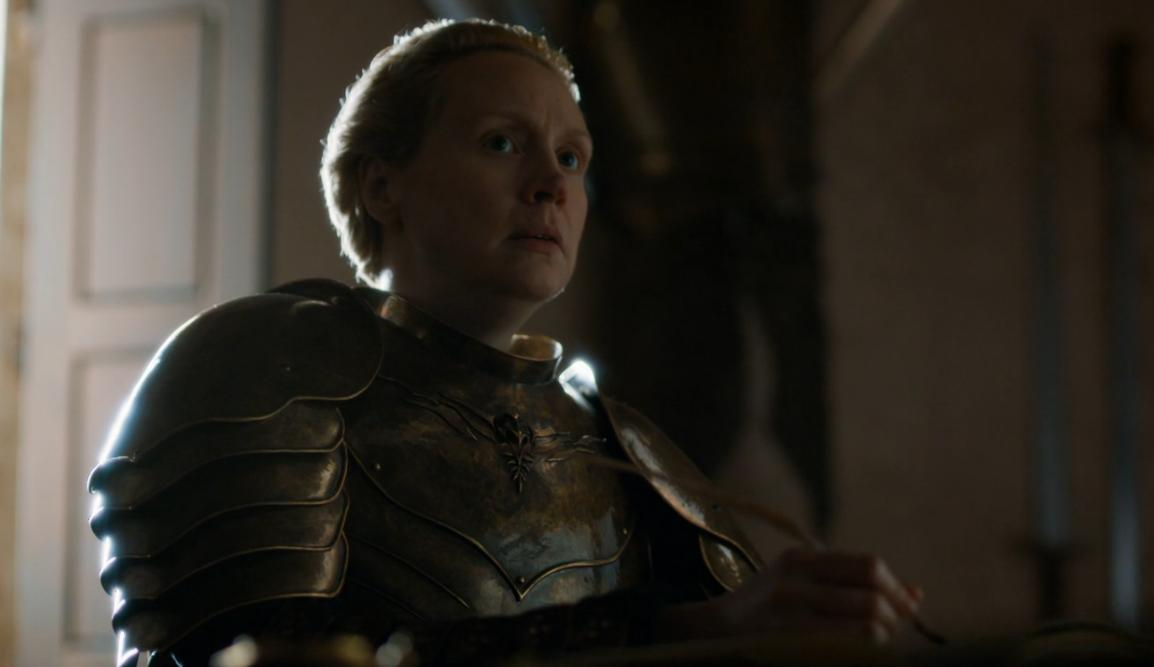 Gwendoline Christie in Game of Thrones (2011)
