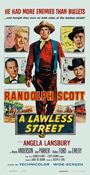 Where to stream A Lawless Street