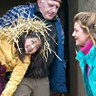 Jan Decleir, Betty Schuurman, and Ebbie Tam in Het paard van Sinterklaas (2005)