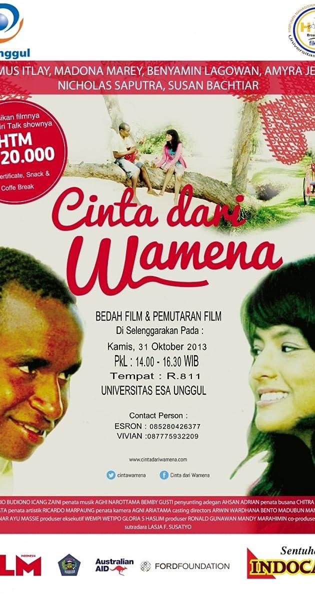 Cinta Dari Wamena 2013 Imdb